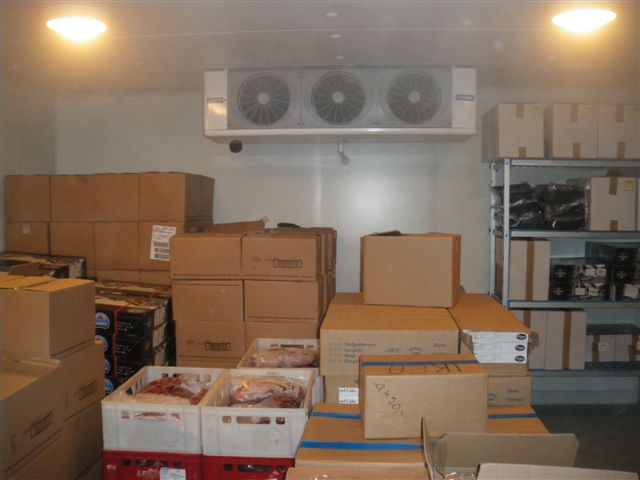 The central refrigeration installation tanake for Cold room design calculations xls